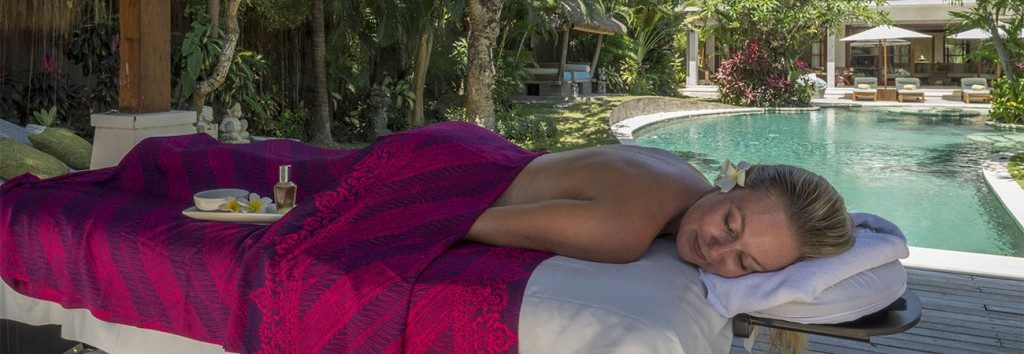 Spa Treatment at LataLiana Villa I