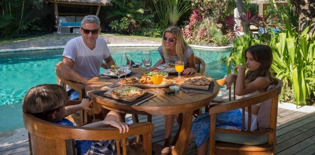 Meddie Fams at Lataliana Villas Bali Seminyak